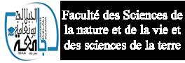 Faculté des Sciences de la nature et de la vie et des sciences de la terre